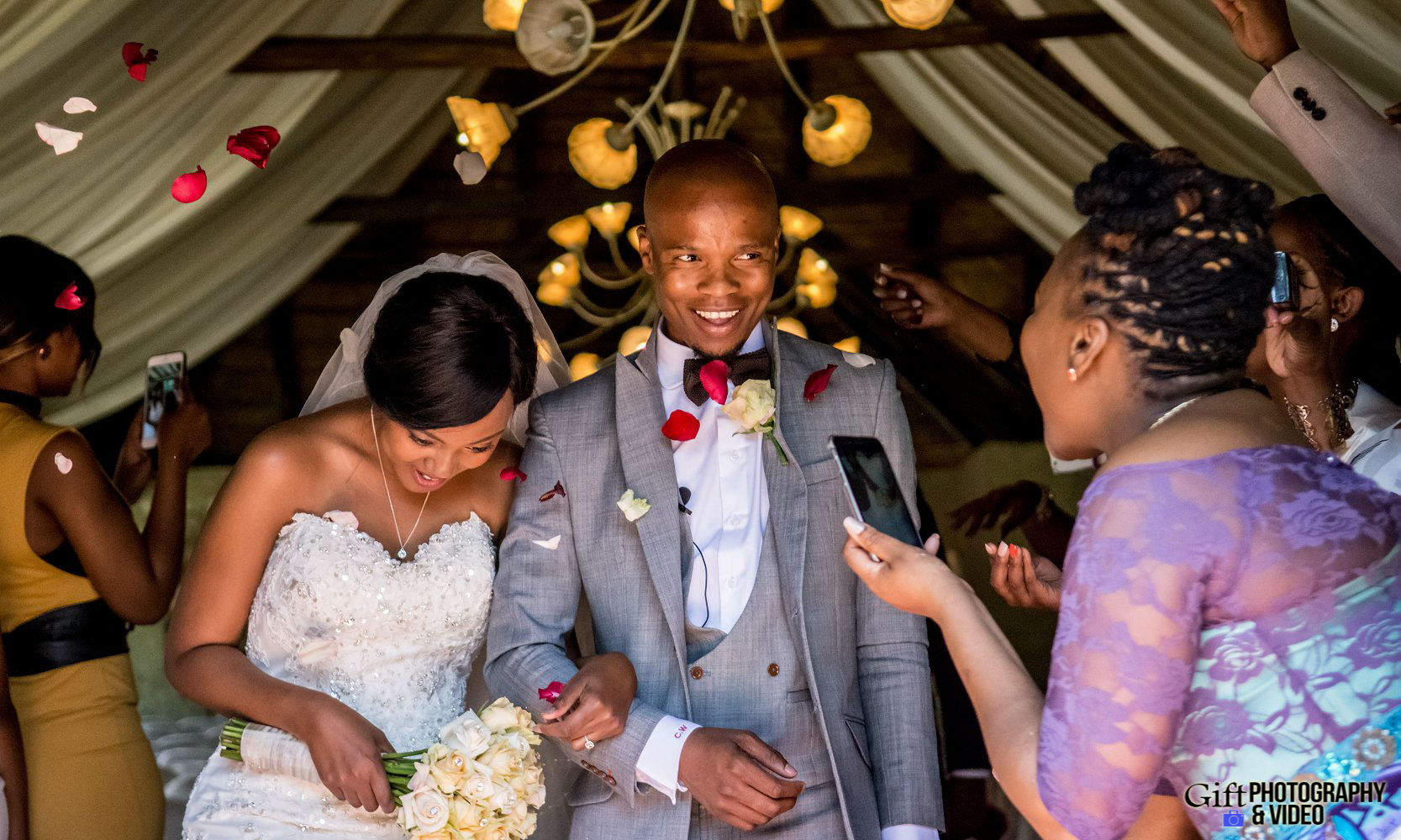 Choene & Sihle Wedding Usambara-23