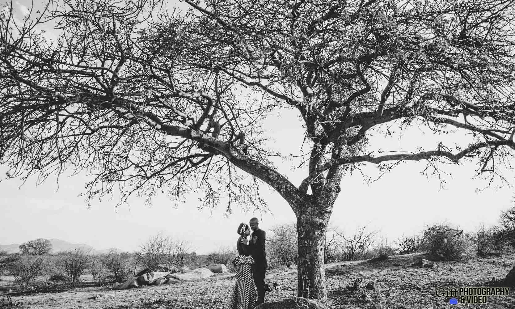 Choene & Sihle Wedding Usambara-38