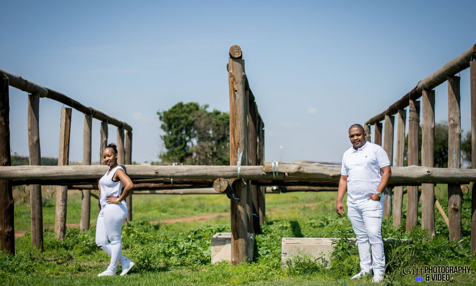 Sandile & Thandeka Engagement Reitvlei Zoo Farm-20
