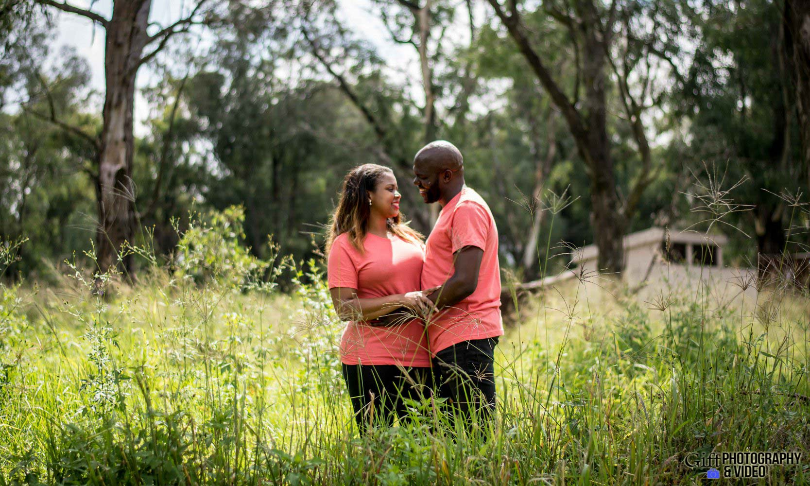 Vusi & Enhle Family Shoot Modderfontein Reserve-25