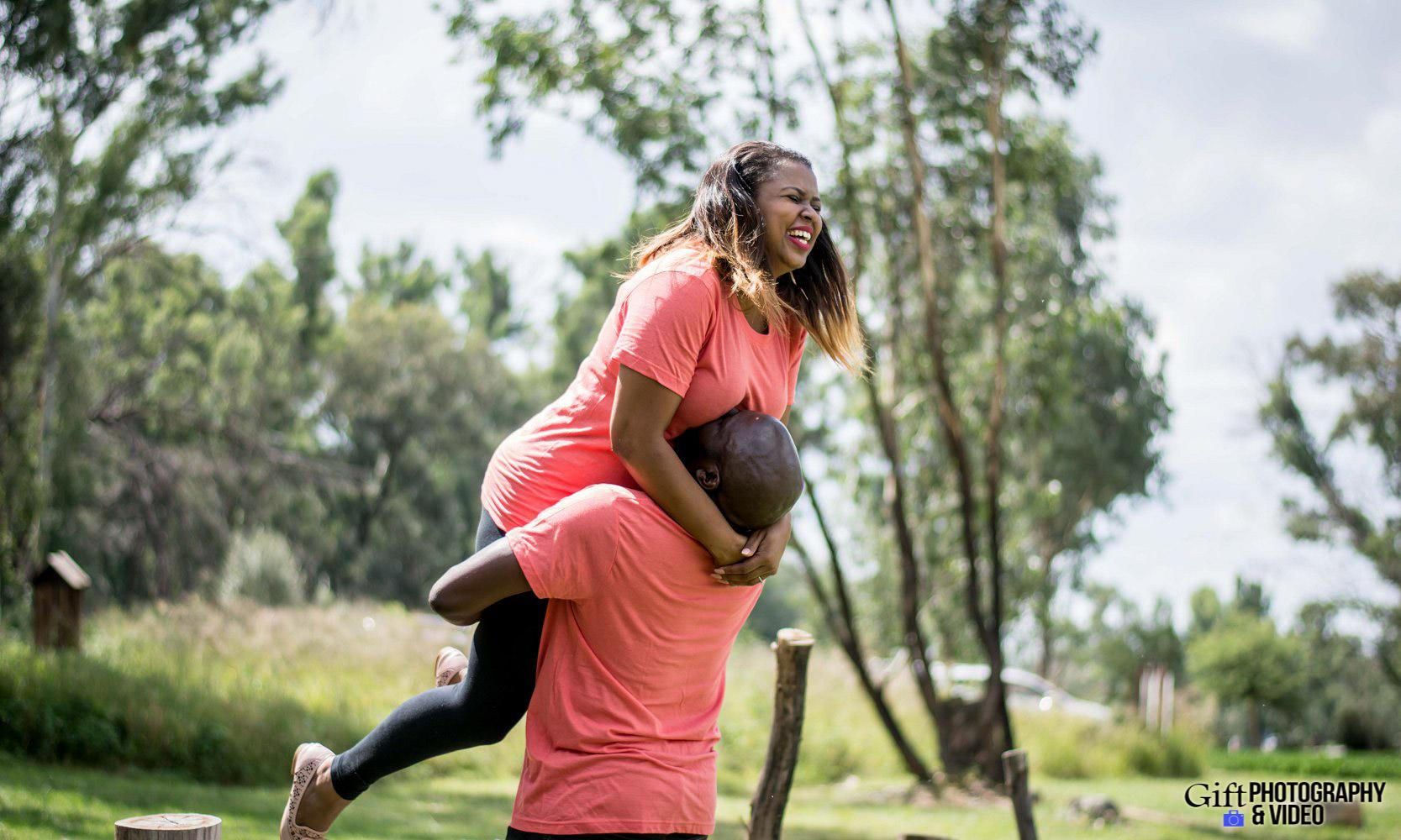 Vusi & Enhle Family Shoot Modderfontein Reserve-29