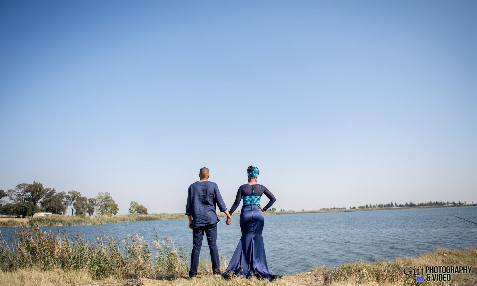 Ebby & Mokete Wedding Welkom-22