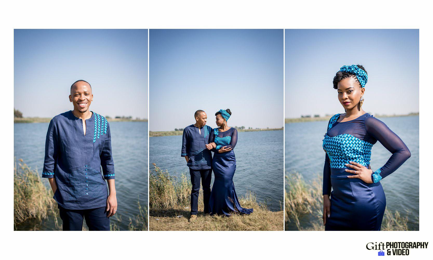 Ebby & Mokete Wedding Welkom-24