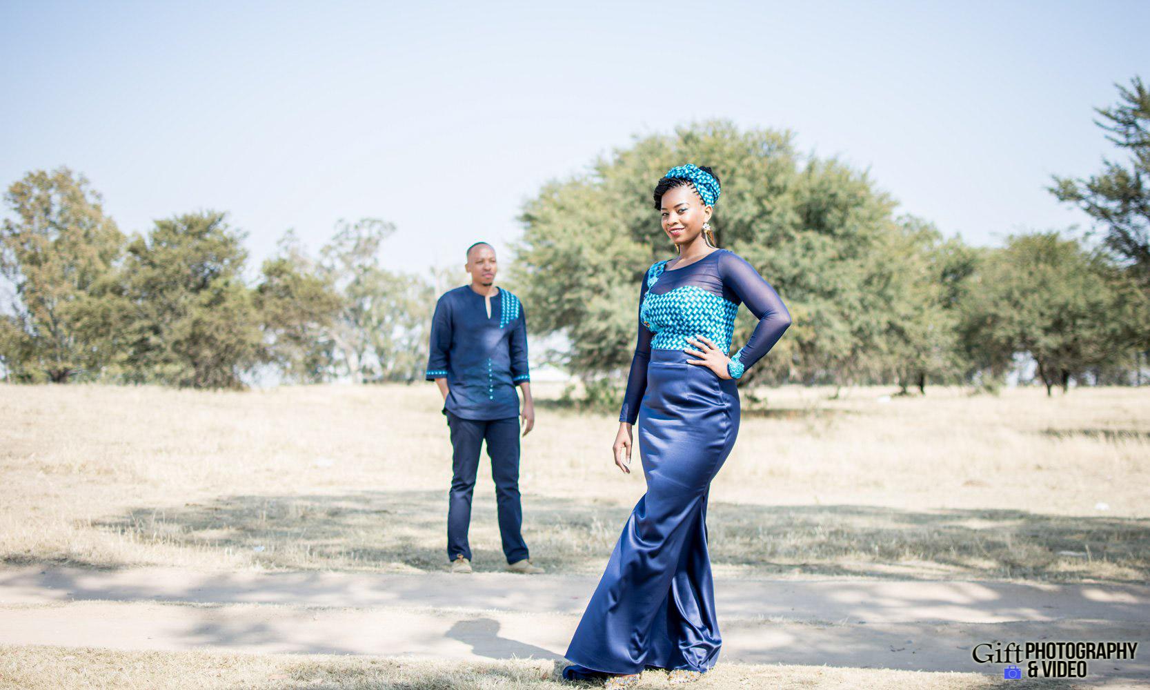 Ebby & Mokete Wedding Welkom-27