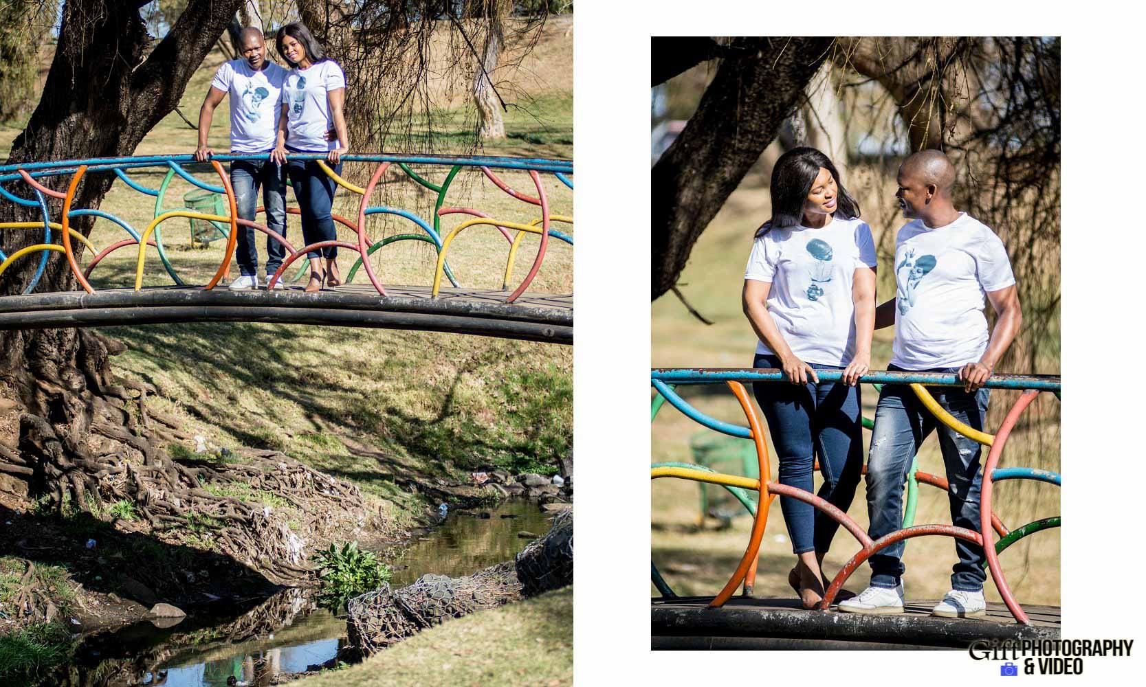 Lerato & Tumelo Family Shoot - Tokoza Park-11