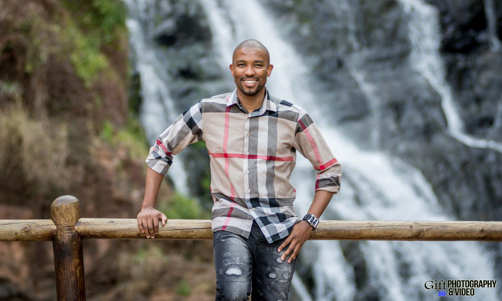 Thandi and Mosiuoa Engagement - Walter Sisulu Botanical Garden -18