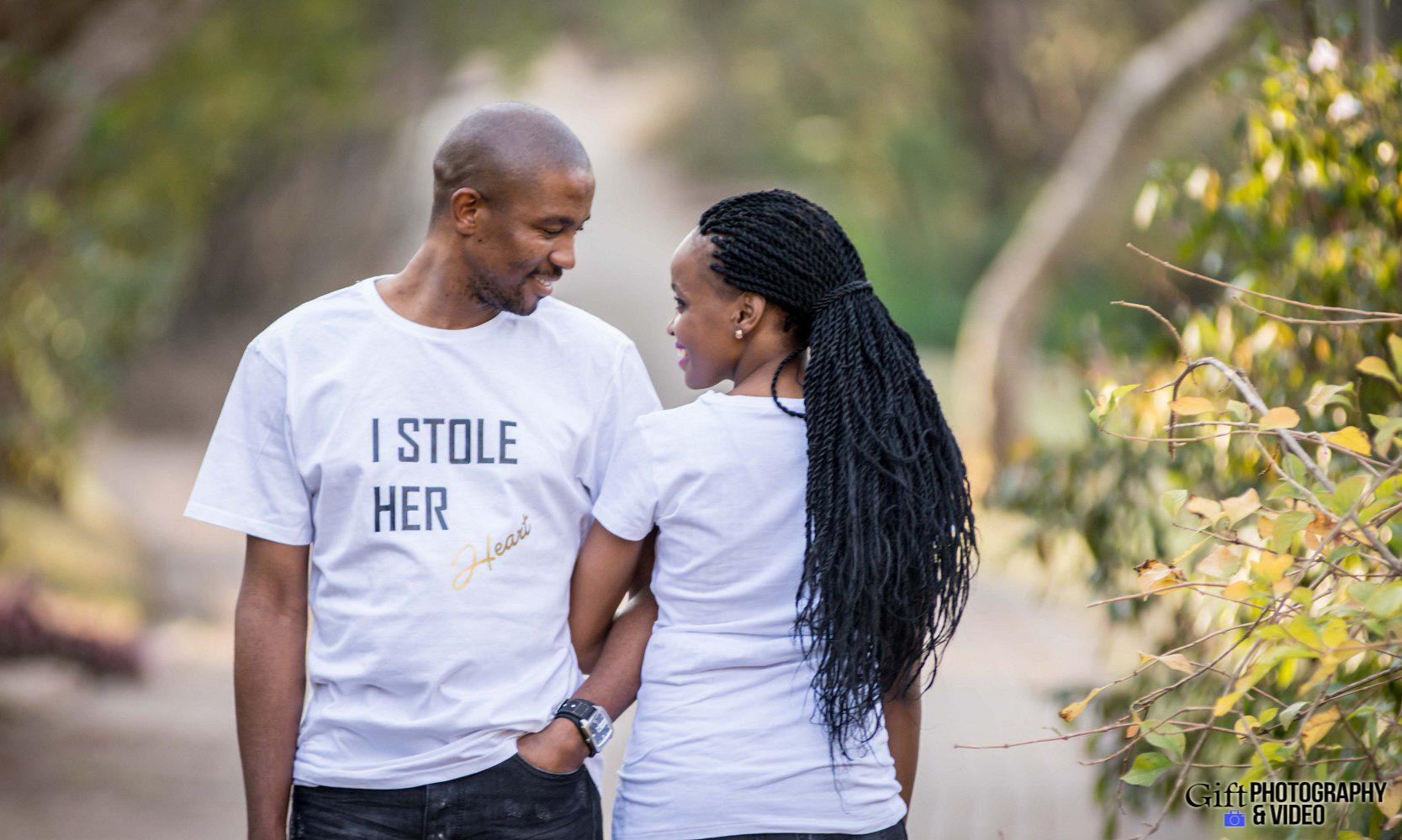 Thandi and Mosiuoa Engagement - Walter Sisulu Botanical Garden -21
