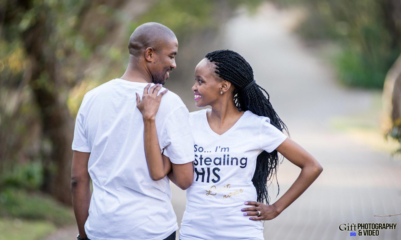 Thandi and Mosiuoa Engagement - Walter Sisulu Botanical Garden -22