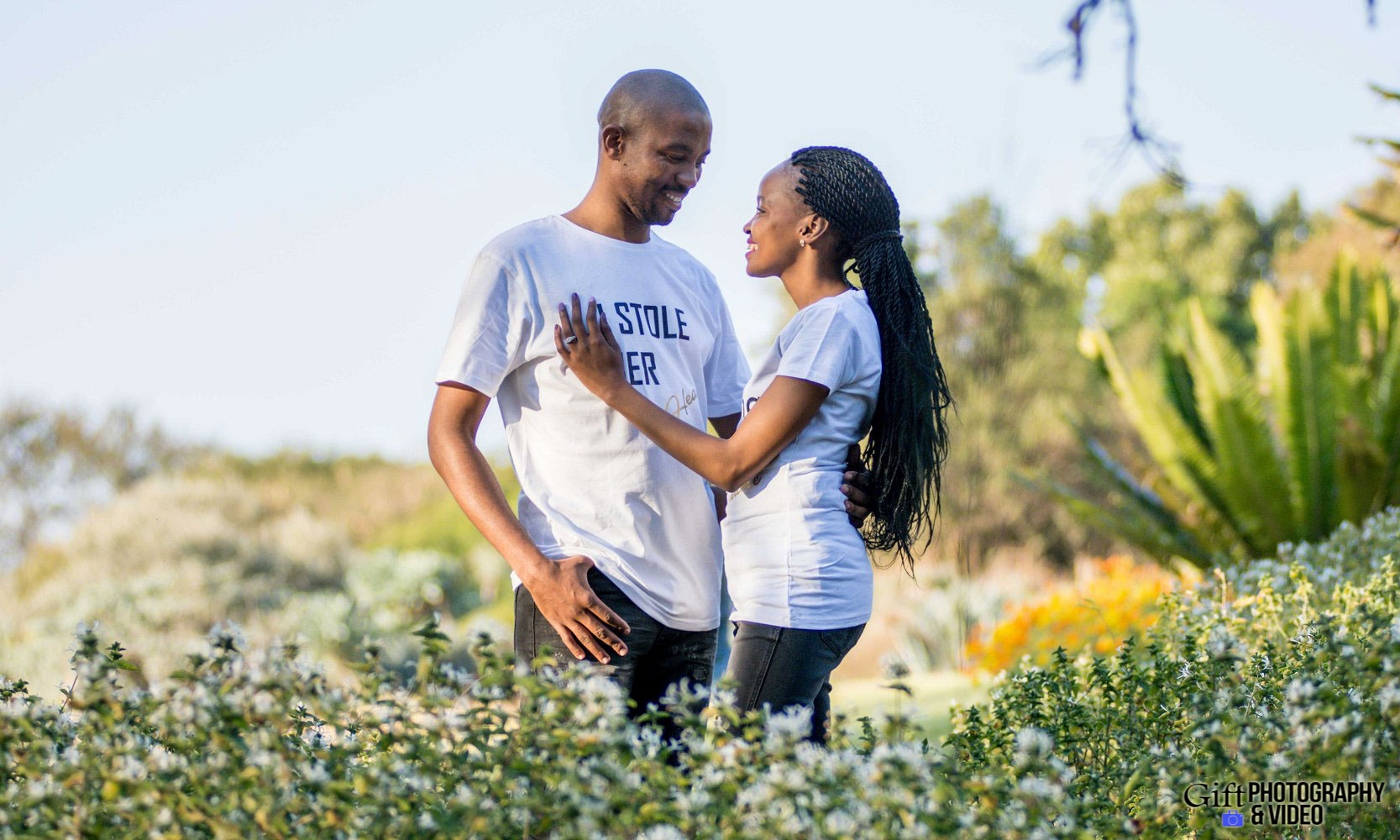 Thandi and Mosiuoa Engagement - Walter Sisulu Botanical Garden -23