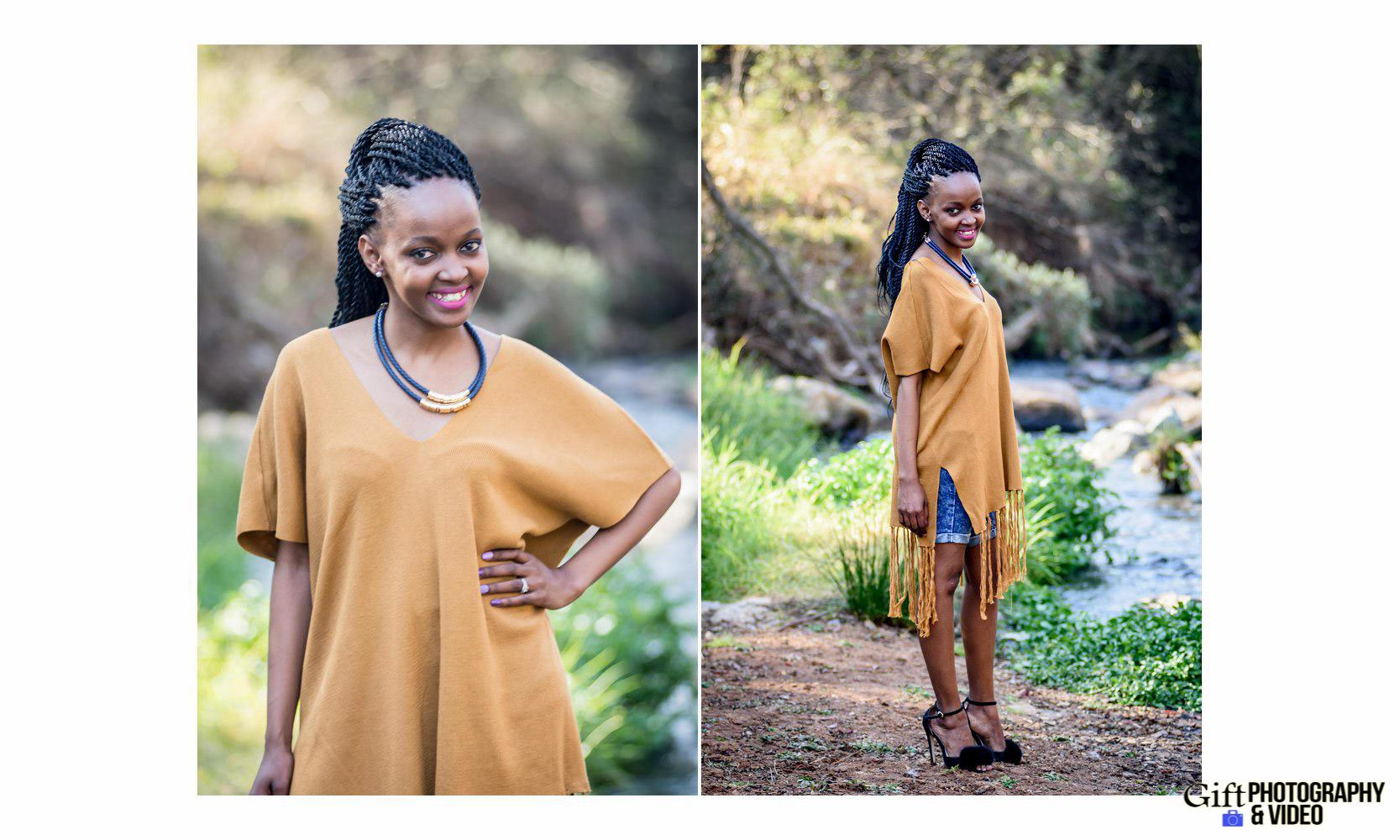 Thandi and Mosiuoa Engagement - Walter Sisulu Botanical Garden -5