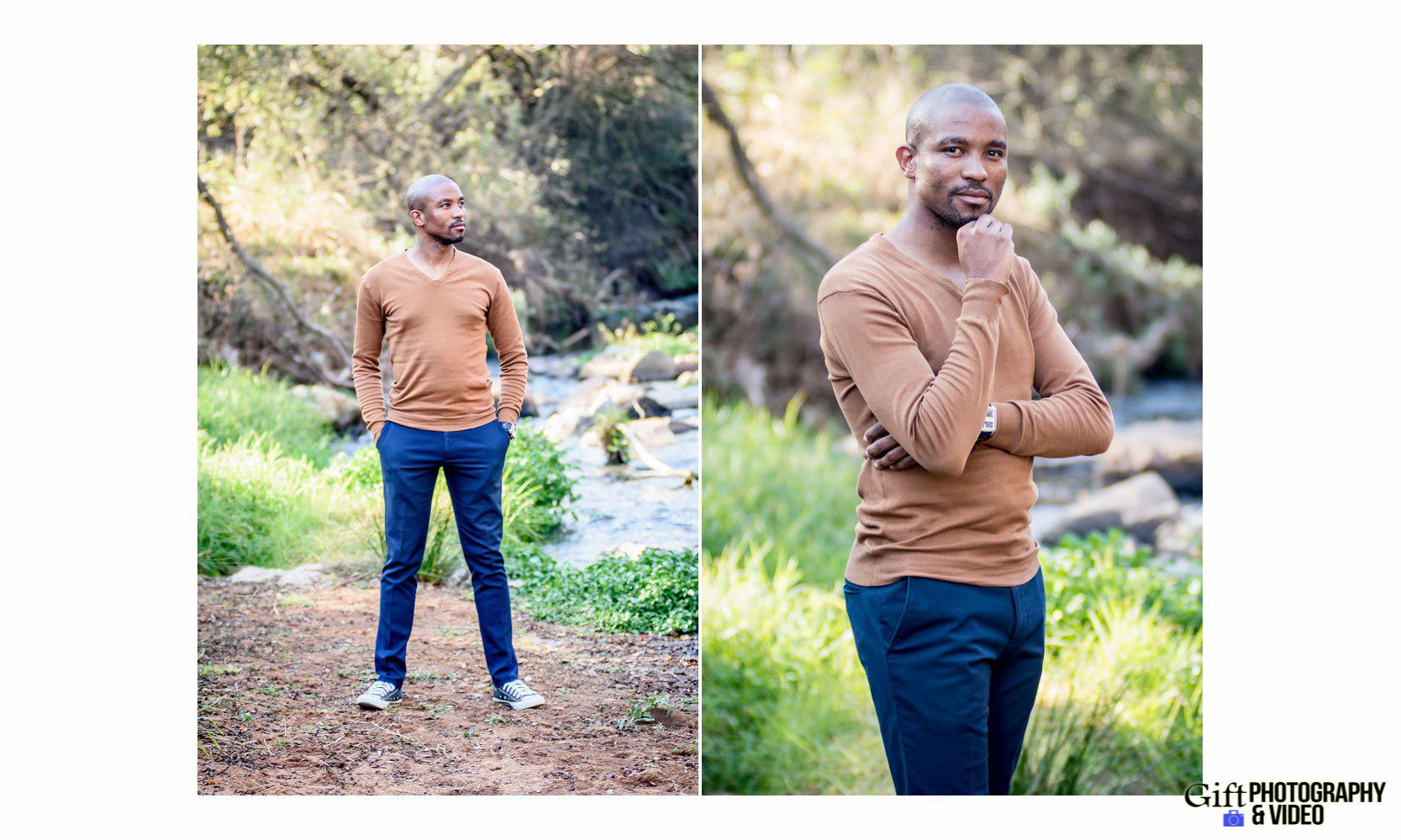 Thandi and Mosiuoa Engagement - Walter Sisulu Botanical Garden -6