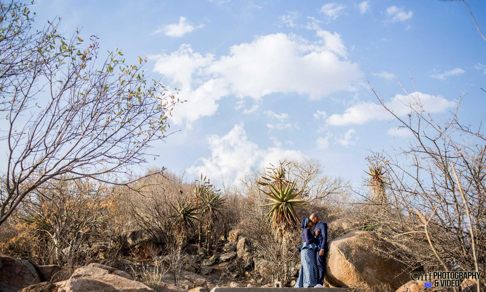 Choene & Sihle Wedding Usambara-33