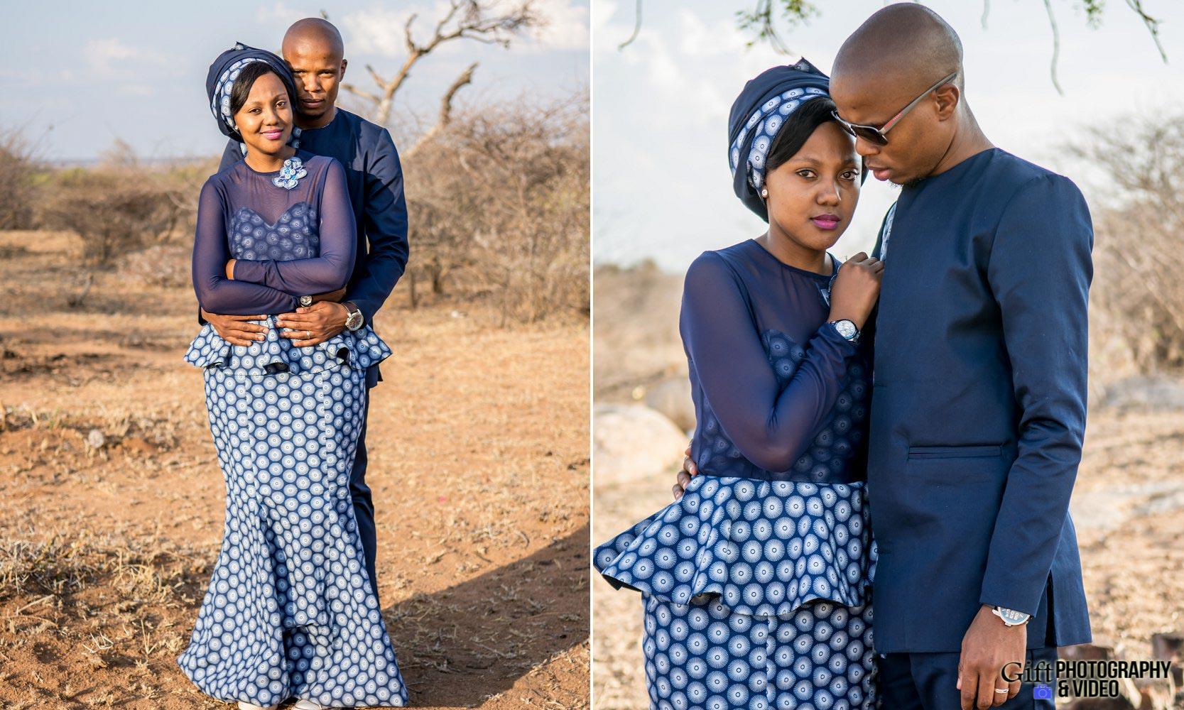 Choene & Sihle Wedding Usambara-35