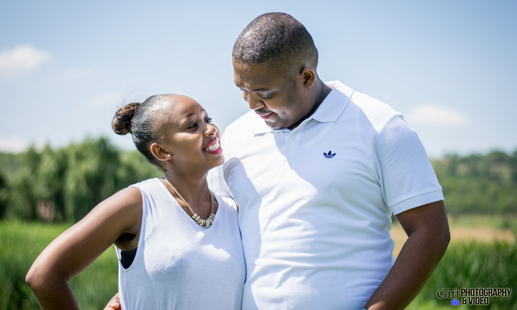 Sandile & Thandeka Engagement Reitvlei Zoo Farm-17