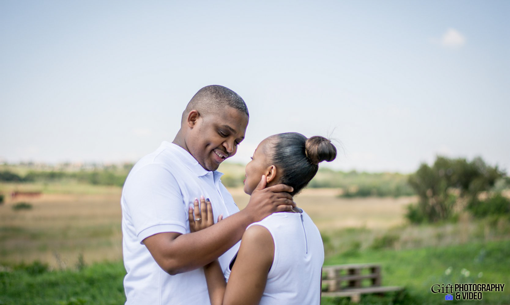 Sandile & Thandeka Engagement Reitvlei Zoo Farm-18