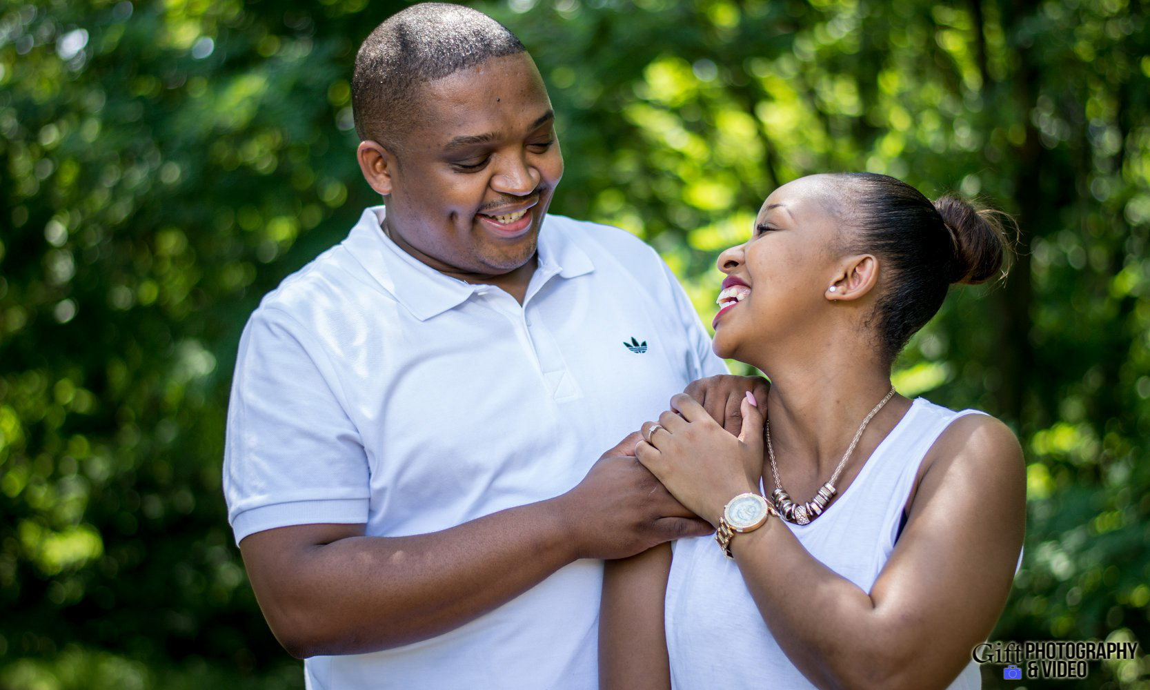 Sandile & Thandeka Engagement Reitvlei Zoo Farm-4