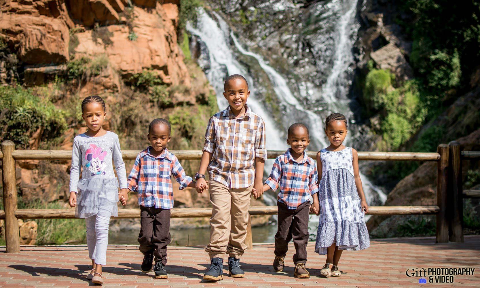 Blose Family Shoot Walter Sisulu Botanical Gaderns-29