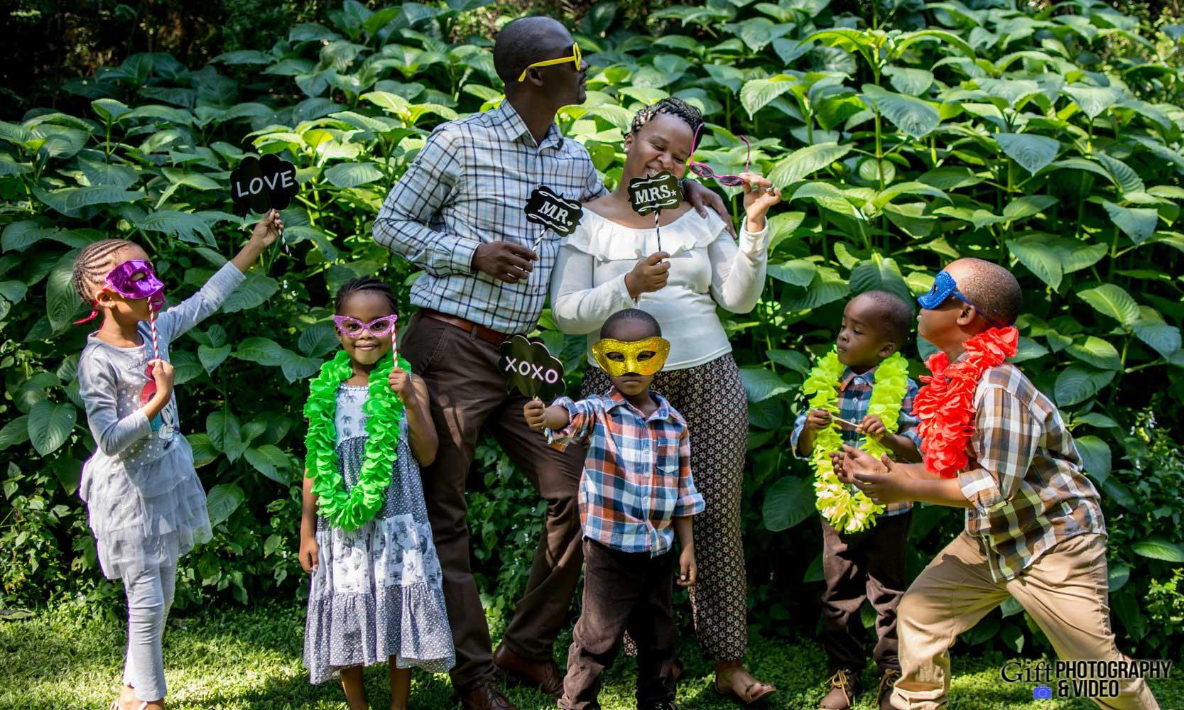 Blose Family Shoot Walter Sisulu Botanical Gaderns-30