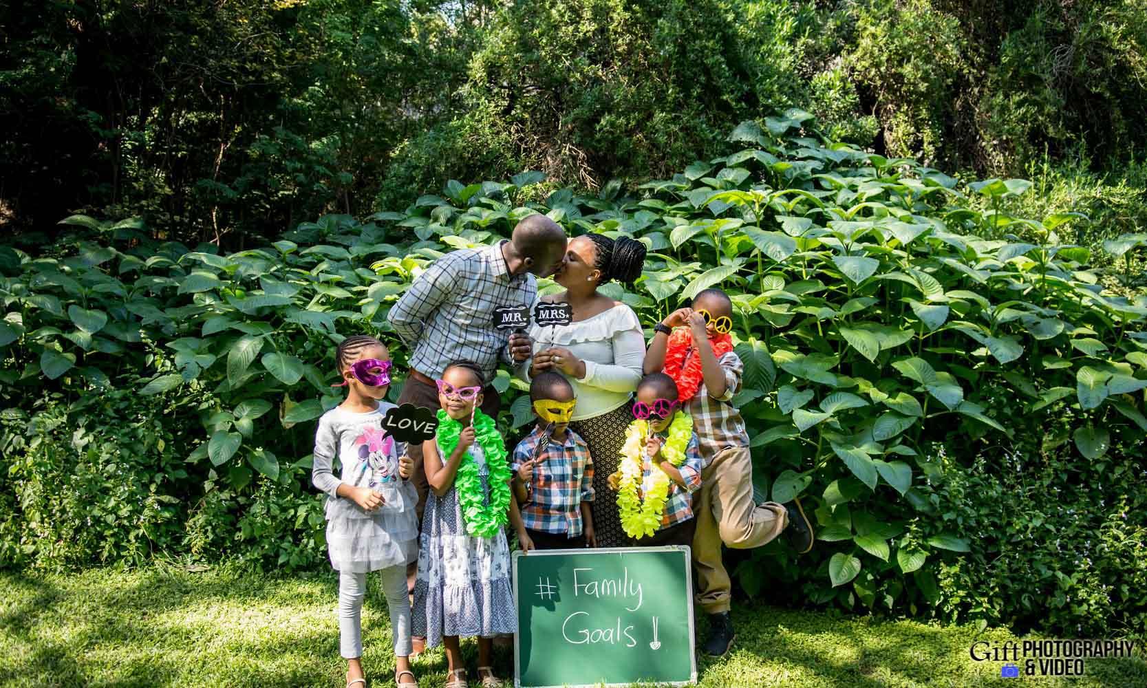 Blose Family Shoot Walter Sisulu Botanical Gaderns-31