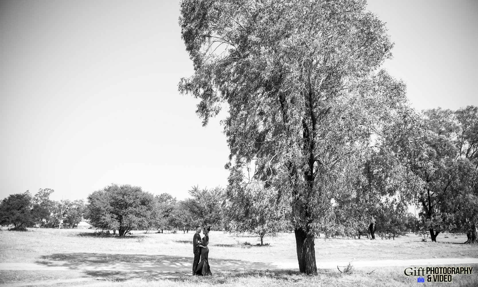 Ebby & Mokete Wedding Welkom-28