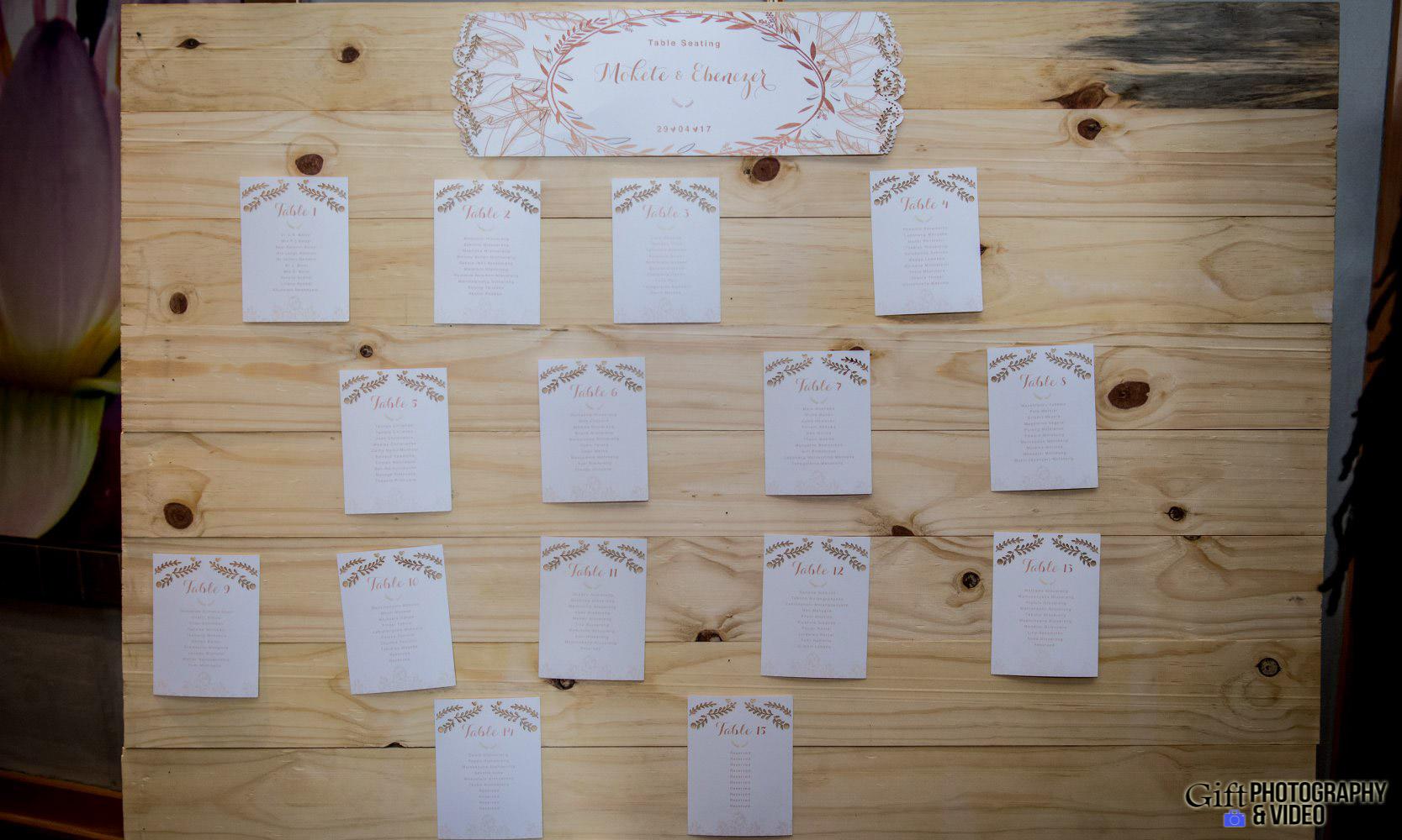Ebby & Mokete Wedding Welkom-36