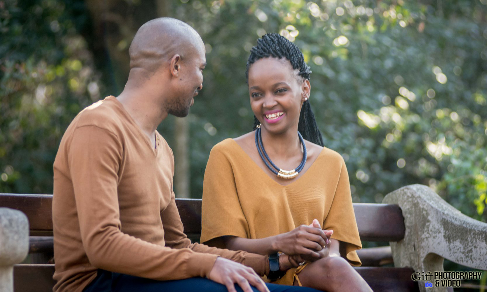 Thandi and Mosiuoa Engagement - Walter Sisulu Botanical Garden -10