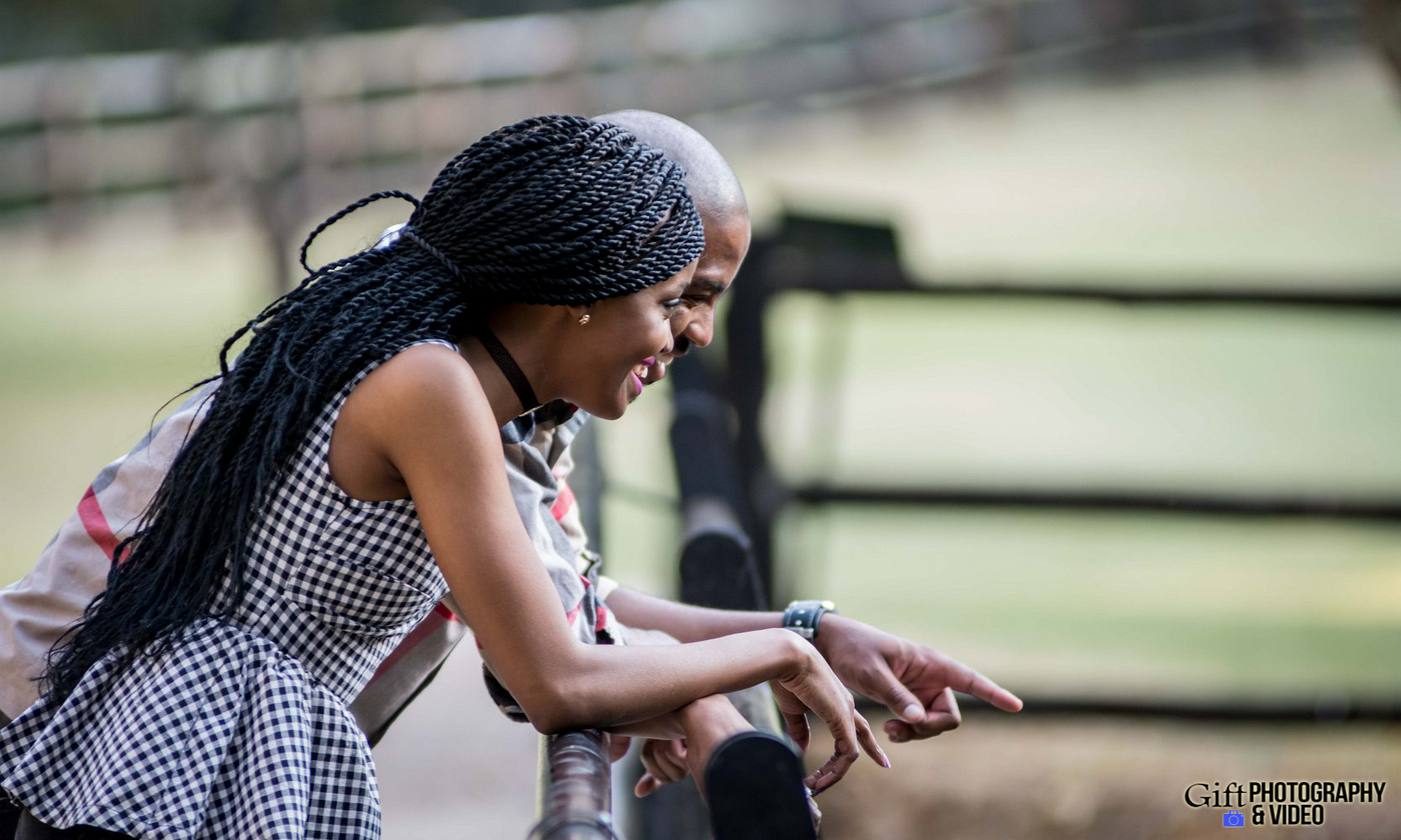 Thandi and Mosiuoa Engagement - Walter Sisulu Botanical Garden -12