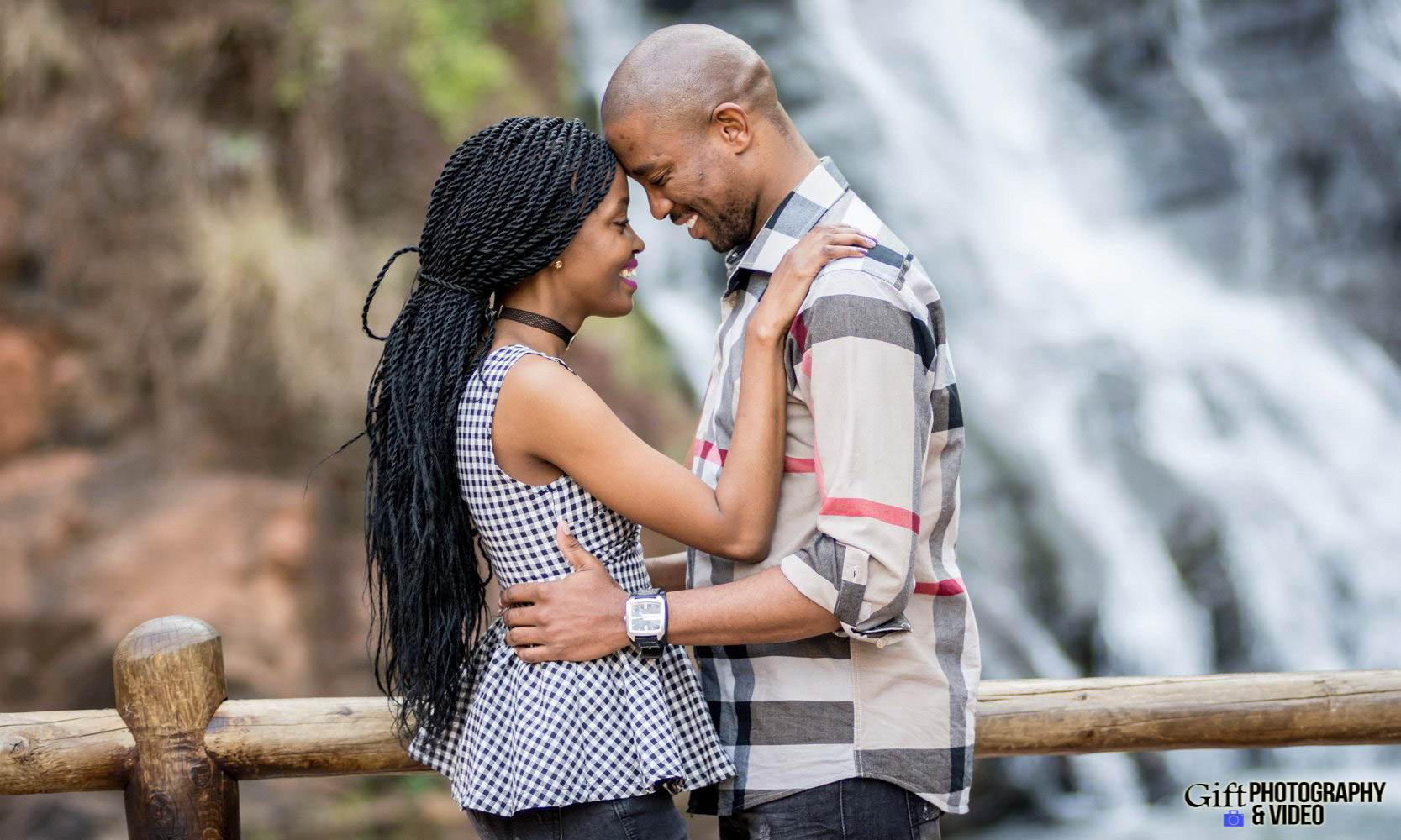 Thandi and Mosiuoa Engagement - Walter Sisulu Botanical Garden -14