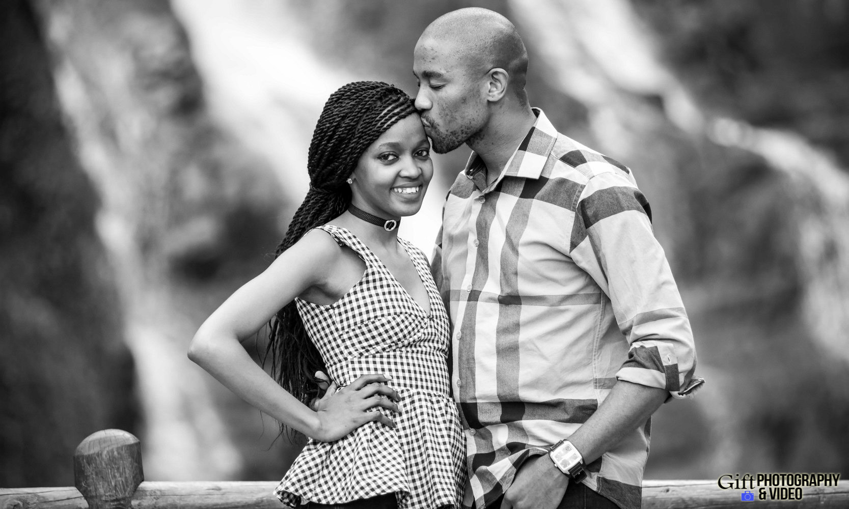 Thandi and Mosiuoa Engagement - Walter Sisulu Botanical Garden -15
